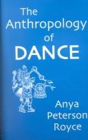 Download The anthropology of dance