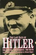 Download The last days of Hitler