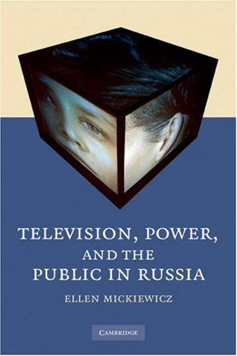 Download Television, Power, and the Public in Russia