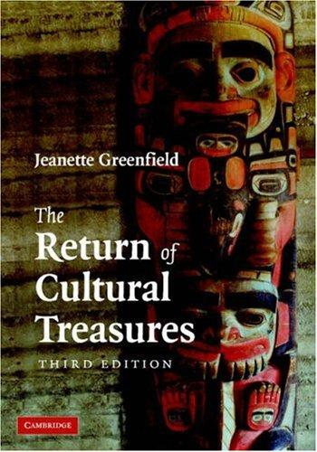 Download The Return of Cultural Treasures