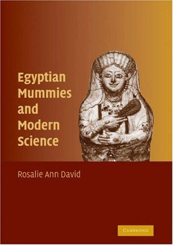 Download Egyptian Mummies and Modern Science