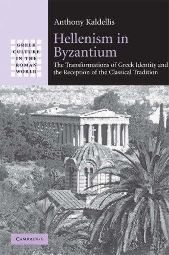 Download Hellenism in Byzantium