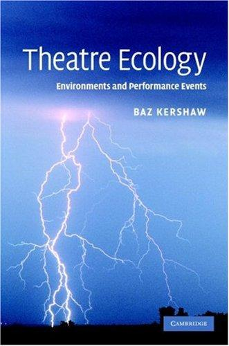 Download Theatre Ecology