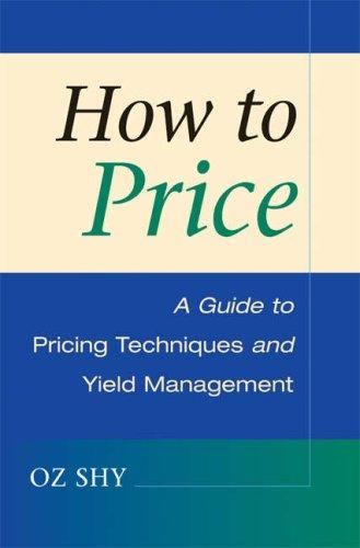 Download How to Price