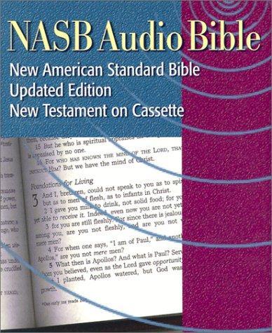 NASB Updated Edition Audio Bible – New Testament