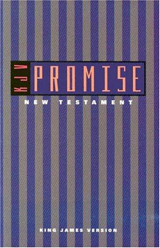 KJV Personal Promise New Testament
