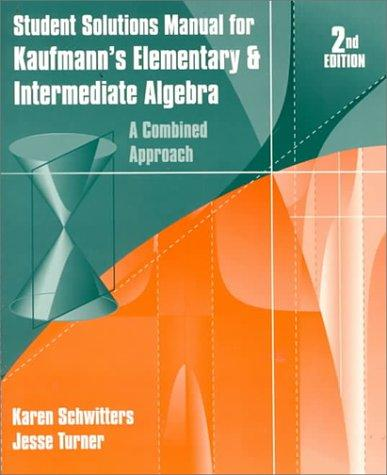 Download Elementary & Intermediate Algebra