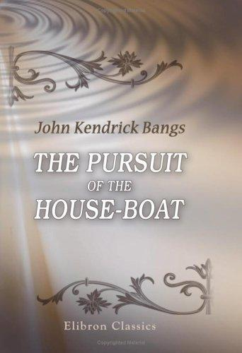 Download The Pursuit of the House-Boat