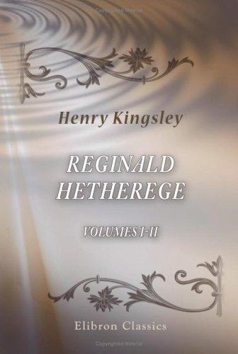 Download Reginald Hetherege