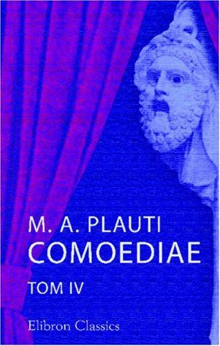 Download M. A. Plauti Comoediae