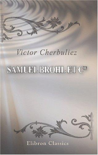 Samuel Brohl et C-ie