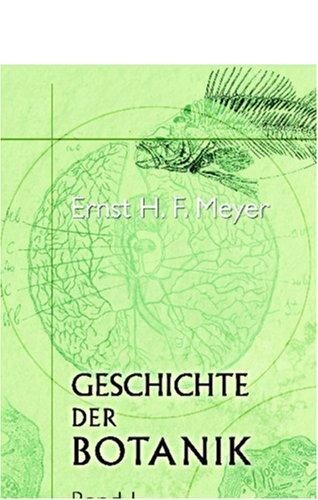 Download Geschichte der Botanik