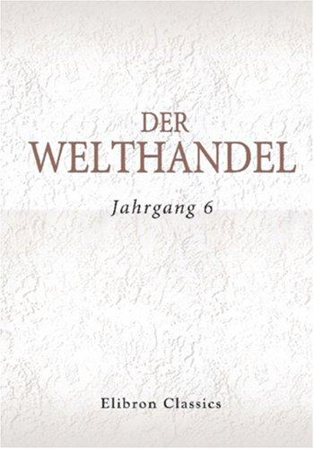 Download Der Welthandel