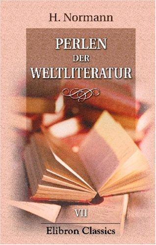 Perlen der Weltliteratur