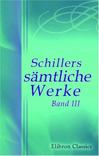 Download Schillers sämtliche Werke