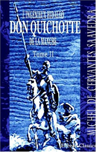 Download L\'ingénieux hidalgo don Quichotte de la Manche