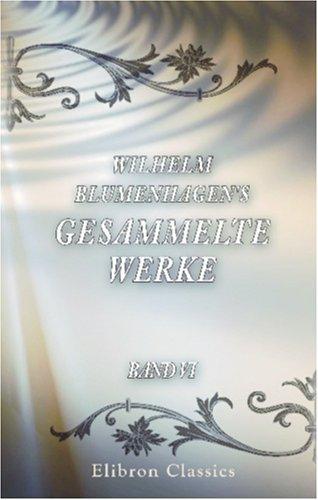 Download Wilhelm Blumenhagen\'s gesammelte Werke