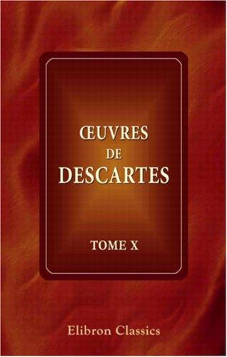 Download Euvres de Descartes