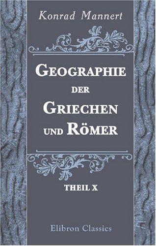 Geographie der Griechen und Römer