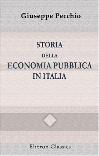 Download Storia della economia pubblica in Italia