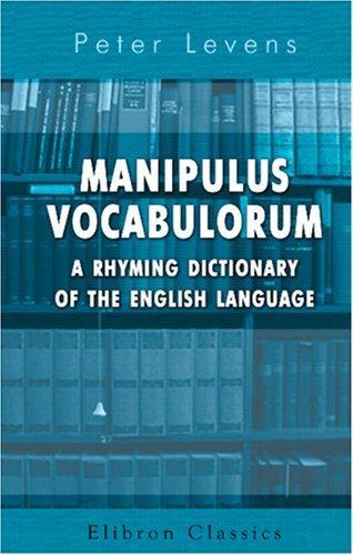Manipulus Vocabulorum