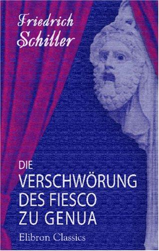 Download Die Verschwörung des Fiesco zu Genua