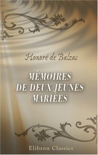 Download Mémoires de deux jeunes mariées