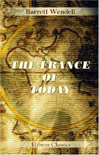 Download The France of Today