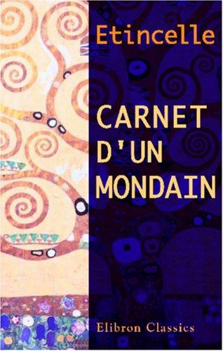 Download Carnet d\'un Mondain