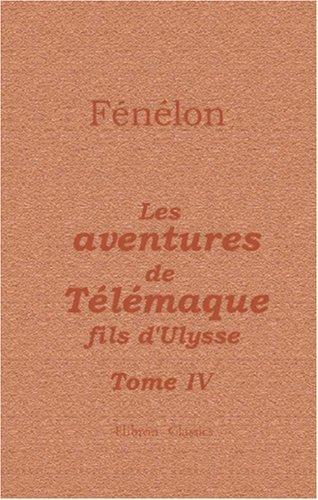 Les aventures de Télémaque, fils d\'Ulysse