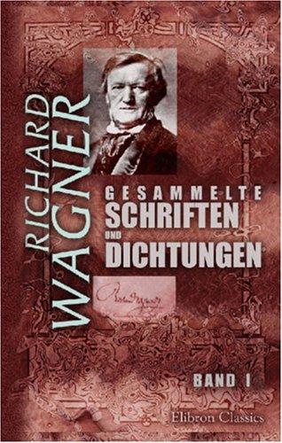 Download Gesammelte Schriften und Dichtungen