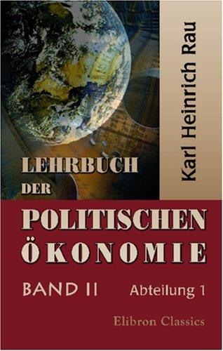 Download Lehrbuch der politischen Ökonomie