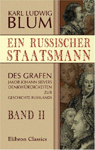 Download Ein russischer Staatsmann