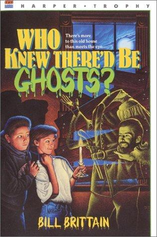 Download Who Knew There'd Be Ghosts?