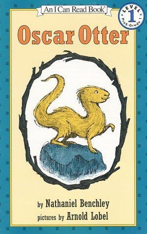 Oscar Otter (I Can Read Book 1)