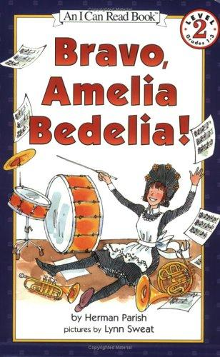 Download Bravo, Amelia Bedelia!