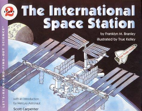 Download The International Space Station (Let's-Read-and-Find-Out Science 2)