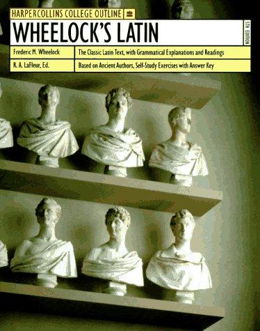 Download Wheelock's Latin