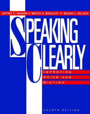 Download Speaking clearly