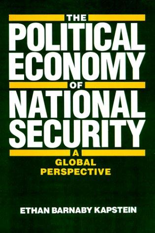 The political economy of national security