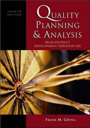 Download Quality Planning and Analysis