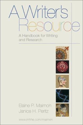 Download A writer's resource