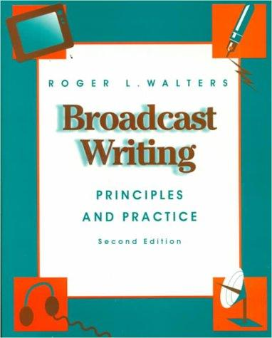 Broadcast writing