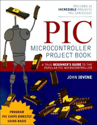 Download PIC microcontroller project book