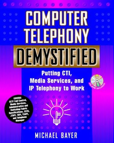 Download Computer Telephony Demystified