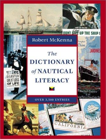 Download The Dictionary of Nautical Literacy