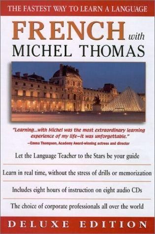 Image for French With Michel Thomas: The Fastest Way to Learn a Language (Deluxe Language Courses with Michel Thomas) [DVD]