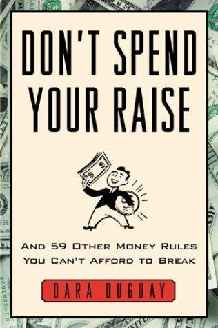 Download Don't Spend Your Raise