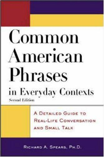 Download Common American Phrases in Everyday Contexts