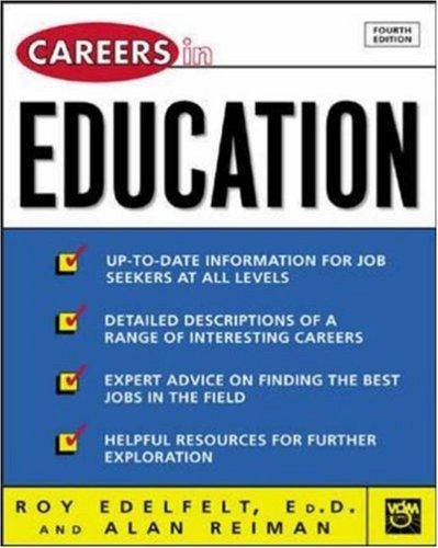 Download Careers in education